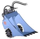 Rockwheel - CB20 - Anbaufräsen