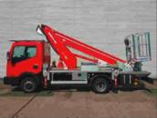Multitel Pagliero MT 162 EX LKW Arbeitsbühnen