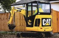 Caterpillar - 301.8C - Minibagger