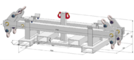 SMV - Scheunemann - Spreizsystem 10t - Spreizsysteme