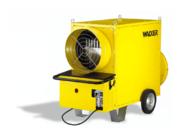 Wacker Neuson - HM 174 - Lufterhitzer