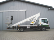 GSR - E 200 T - LKW Arbeitsbühnen