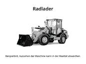 Volvo - L20F - Radlader