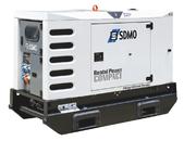 SDMO - R33 C3 - Stromgeneratoren