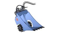 Rockwheel - CB30 - Anbaufräsen