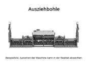 VÖGELE - AB 220 TV - Ausziehbohlen