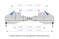 SMV - Scheunemann - Spreize 50t - Spreizsysteme