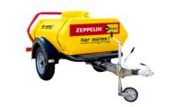 Schmid Fahrzeugbau 3000 l Wasser-Transportanhänger