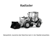 Ahlmann - AX 85 - Radlader