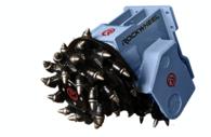 Rockwheel - TC30 Axialfräsen - Anbaufräsen