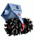 Rockwheel - D20 - Anbaufräsen
