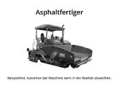 VÖGELE - S 800-3i - Asphaltfertiger