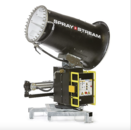 Aquaco - Spraystream 50i - Staubbindeanlagen