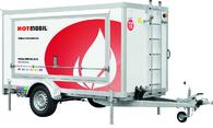 Hotmobil - MHZ 150 - Mobile Heizgeräte