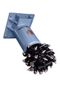Rockwheel - AX30 Axialfräsen - Anbaufräsen