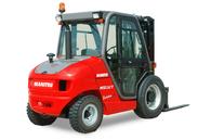 Manitou - MSI 25 - Geländestapler