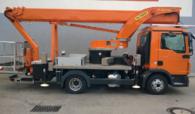 Palfinger - P 300 KS - LKW Arbeitsbühnen