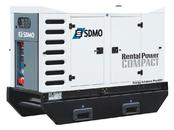 SDMO - R110 C3 - Stromgeneratoren