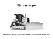 Liebherr - PR 734 - Planierraupen