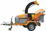 Schliesing - 220MX - Häcksler