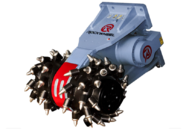Rockwheel - G40 - Anbaufräsen