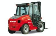 Manitou - MSI 30T - Frontstapler