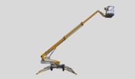 Omme Lift - 1300 EB - Anhängerarbeitsbühnen