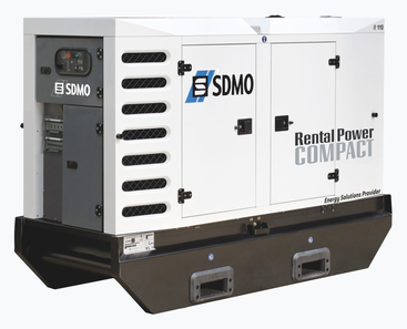 SDMO R90 C3 Stromgeneratoren