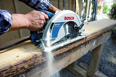 Bosch GKS 85 Handkreissägen