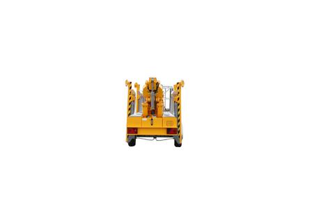 Omme Lift 1550 EBZX Anhängerarbeitsbühnen