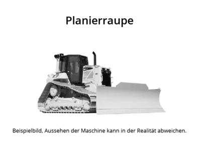 Liebherr PR 736 Planierraupen