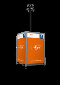 UTS Sicherheit & Service LivEye 360 Baustellenkameras