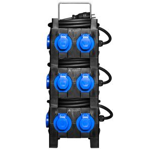 ALLEGRA PH06 / MID-FI (Stromzähler) Stromverteiler