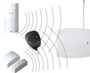 BauGuard PRO Alarm Alarmsysteme