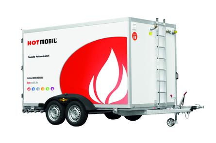 Hotmobil MHZ 350 Mobile Heizgeräte