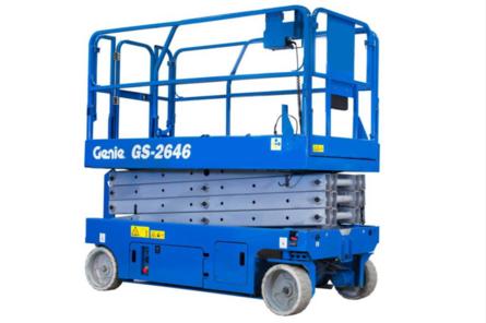 Genie GS-2669 RT Scherenbühnen