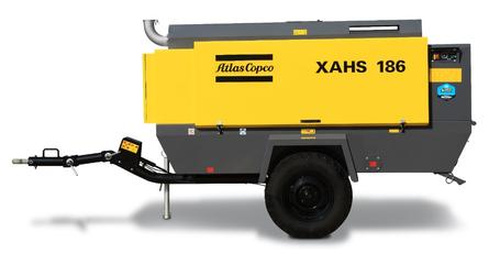 Atlas Copco XAHS 186 Dd Kompressoren