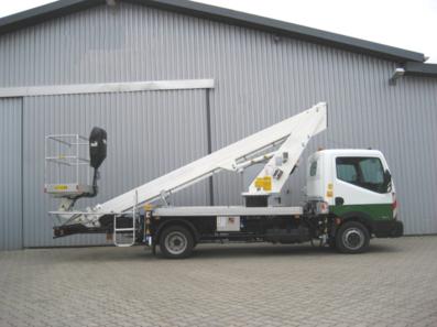 GSR E 200 T LKW Arbeitsbühnen