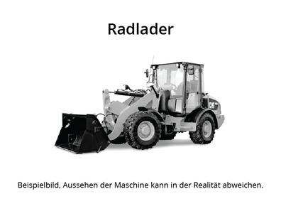Volvo L20F Radlader