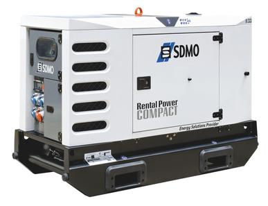 SDMO R33 C3 Stromgeneratoren