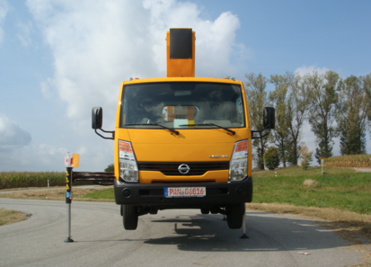 GSR E200TE4 LKW Arbeitsbühnen