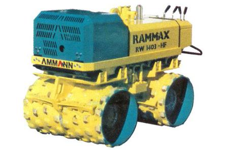 RAMMAX RW 1504-HF Walzen