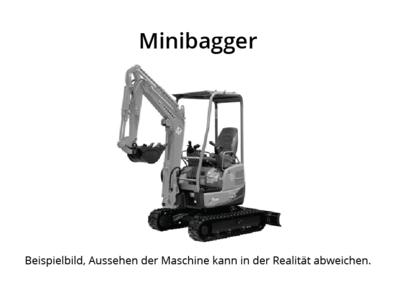JCB 8008 CTS Minibagger