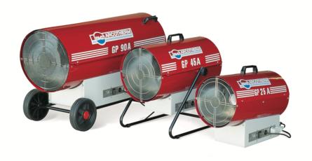 Biemmedue GP 90A Lufterhitzer