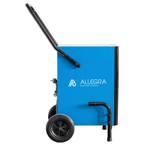 ALLEGRA KT 550 basic Bautrockner