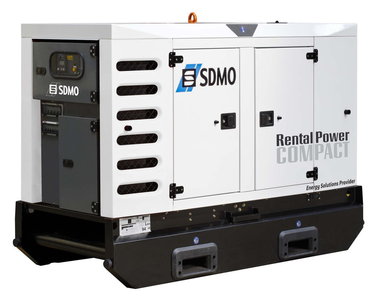 SDMO R66 C3 Stromgeneratoren