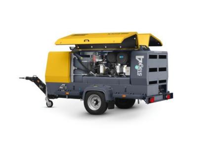 Atlas Copco XAHS 317 Kompressoren