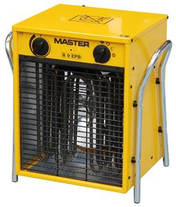 Master B 9 EPB Lufterhitzer