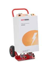 Hotmobil Hotboy Mez 36 Mobile Heizgeräte