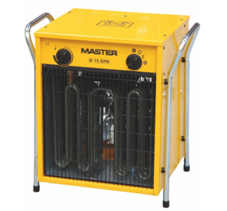 Master B 15 EPB Lufterhitzer